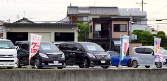 豊富な実績で安心の中古車販売・高価買取