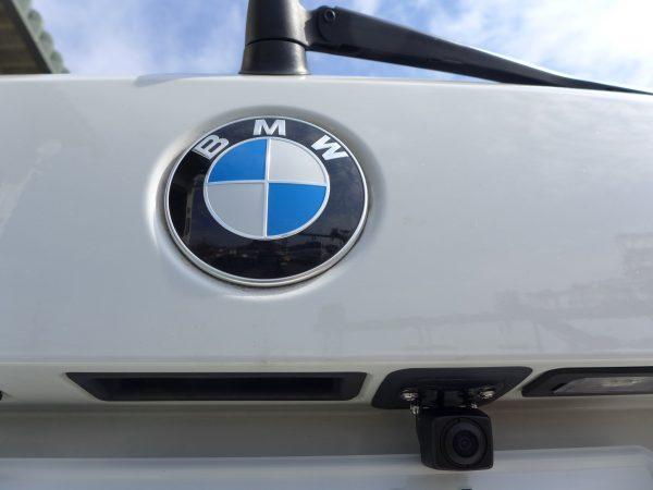 加古川市S様 BMW X1 バックカメラ取り付け