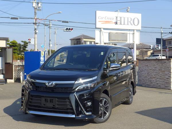 ✿姫路市K様 新車VOXY ZS煌 入庫!