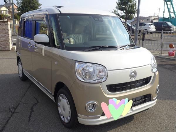 ✿加古川市M様 ムーヴキャンバス 納車!