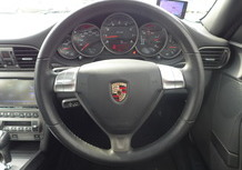 ポルシェ 911カレラ ティプトロニックS スポーツクロノ 右ハンドルのサムネイル