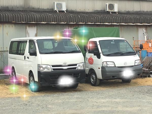 ✿ハイエース納車! 姫路市S様