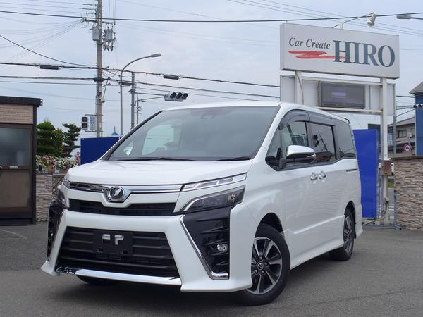 ✿姫路市F様 新車 VOXY ZS煌 ☆ご成約ありがとうございます!