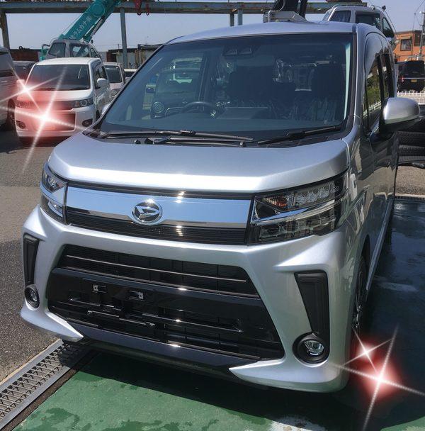 ✿加古川市K様 新車 ムーヴカスタム ☆ご成約ありがとうございます!