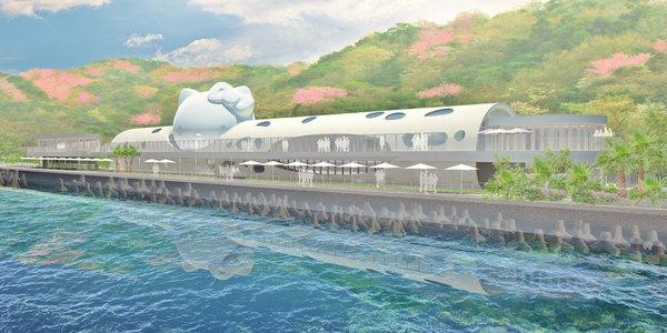 ✿淡路島にハローキティレストランがオープン!
