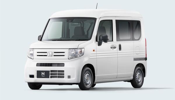 ✿ホンダから新型N VAN(軽商用バン)誕生!