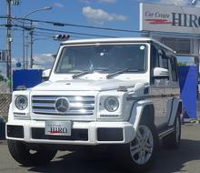 ベンツ Gクラス350d 4WD サンルーフ オールシートヒーター 右ハンドル