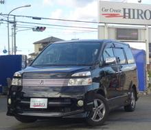 トヨタ VOXY Z煌 両側電動スライドドア 純正HDDナビ ウーファー付き