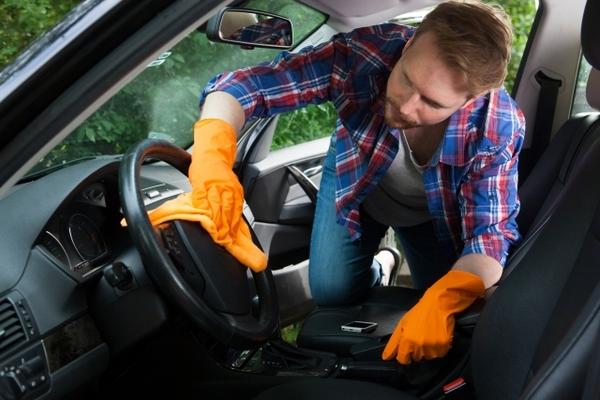 ✿車内の大掃除、ぜひしてください!