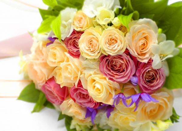 ✿もらったお花を長持ちさせる方法