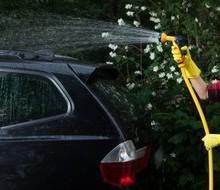 ✿花粉や黄砂で愛車が汚れていませんか?