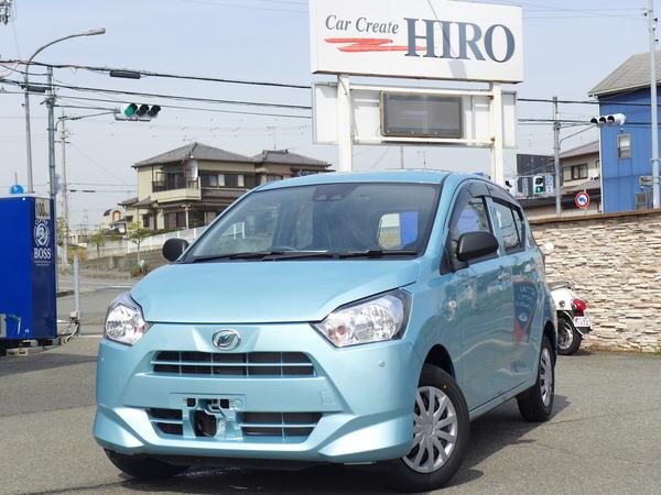 ✿加古川市N様 新車ミライース ☆ご成約ありがとうございます!