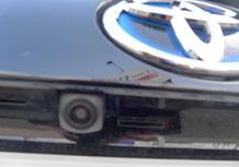 トヨタ プリウス Sセーフティプラス 手動運転装置付き ヘッドアップディスプレイ Bカメラ ETC クリアランスソナーのサムネイル