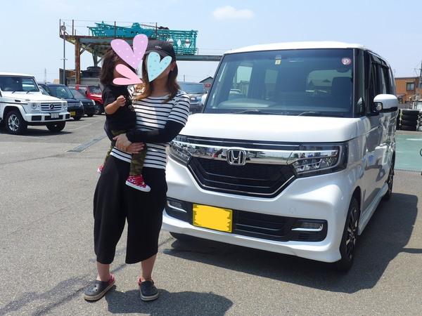 ✿加古川市 K様 N-BOX納車!