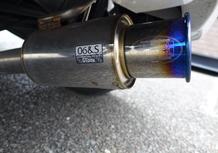 アルトラパン 660SS MT カーボン調ボンネット 柿本改マフラー  のサムネイル