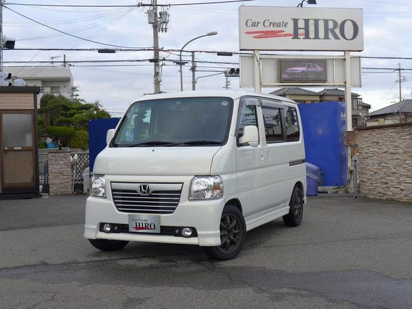 ホンダ バモス 660G 5MT
