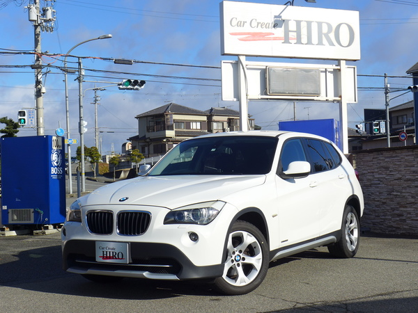 BMW X1 18iS-Drive Xライン