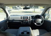トヨタ レジアスエース ディーゼルDXロング 片側スライドドア のサムネイル