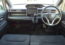 スズキワゴンR660ハイブリッドFZセーフティPKG装着車 4人乗りのサムネイル