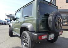 スズキ ジムニーシエラ 1.5 JC 4WD 届出済未使用車のサムネイル