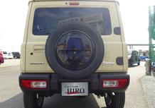 スズキ ジムニー 660XC  4WD クルーズコントロール 届出済み未使用車のサムネイル